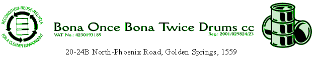 Bona Once Bona Twice (BOBT) Drums cc Logo